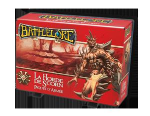 BATTLELORE : LA HORDE DE SCORN | Extension