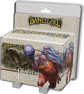BATTLELORE : GEANT DES MONTAGNES | Extension