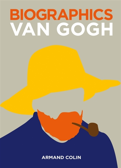 Biographics Van Gogh | 9782200618339 | Arts