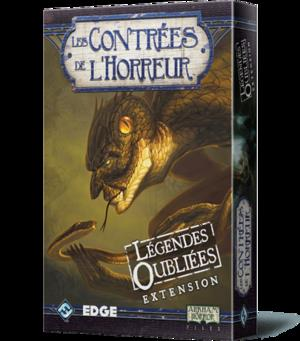 CONTREES HORREUR : LEGENDES OUBLIEES  | Extension