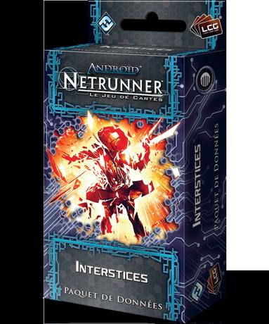 NETRUNNER, LE JEU DE CARTES : INTERSTICES | Extension