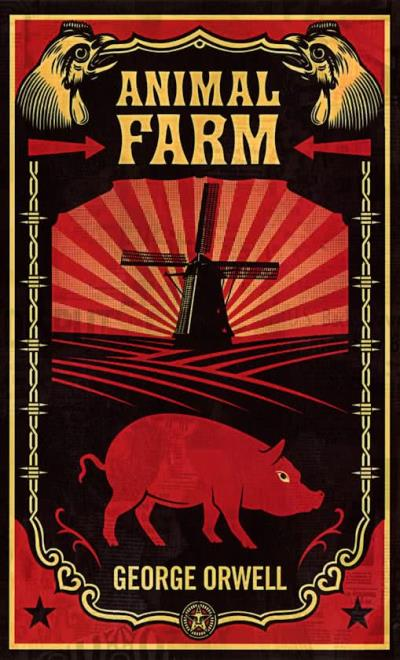 Animal Farm | 9780141036137 | Roman 8 ans +