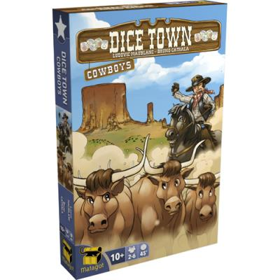 Dice Town - Cowboy | Extension