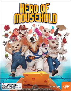 Head of Mousehold (VF) | Enfants 9-12 ans