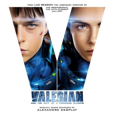 Valerian And The City Of A Thousand Planets (2CD) | Anglophone
