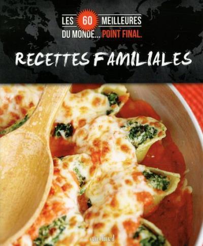 Recettes familiales 9782924155691 cuisine librairie martin - Recette de cuisine familiale ...