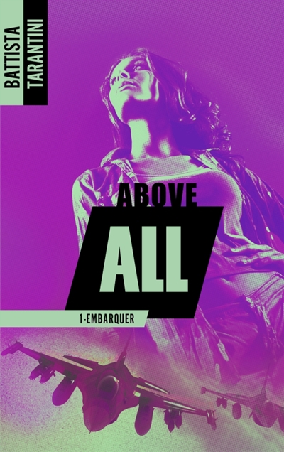 Above all - T.01 - Embarquer | 9782012255746 | New Romance | Érotisme