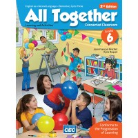 All together grade 6 -Learning and Activities Book + Student access, Web 1 year  | 9782761792370 | Cahier d'apprentissage - 6e année