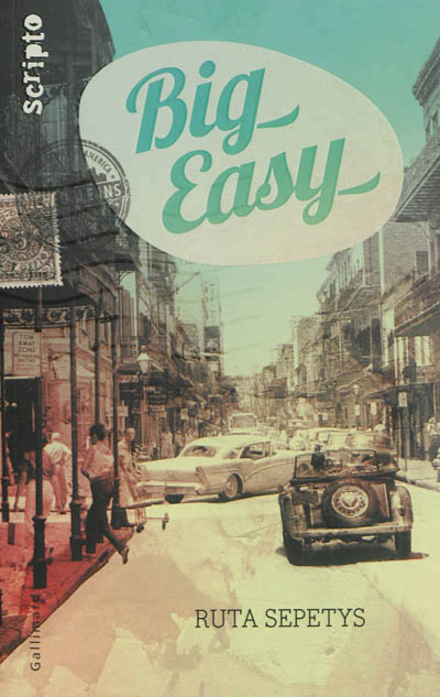 Big easy | 9782070654413 | Romans 15 à 17 ans