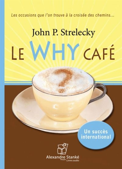 Why Café (Le) T.01 | 9782895175339 | Livres-audio