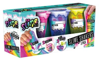 So Slime DIY - Ens. 3 pots Glu arc-en-ciel | Bricolage divers