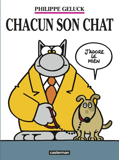 Le chat T.21 - Chacun son chat | 9782203148581 | BD adulte
