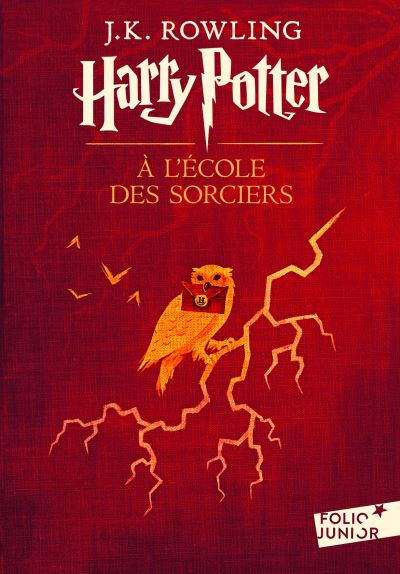 Harry Potter T.01 - Harry Potter à l'École des Sorciers | 9782070584628 | Romans 9 à 11 ans