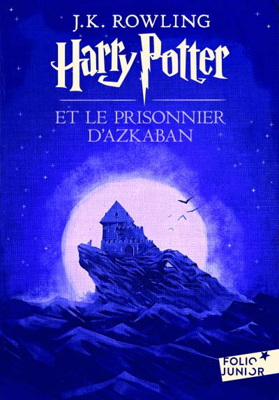 Harry Potter T.03 - Harry Potter et le Prisonnier d'Azkaban | 9782070584925 | Romans 9 à 11 ans