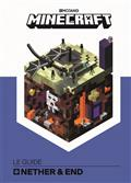 Minecraft, le guide officiel du Nether et de l'End | 9782075078405 | Informatique