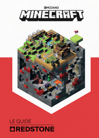 Minecraft, le guide offciciel de la Redstone | 9782075078399 | Informatique