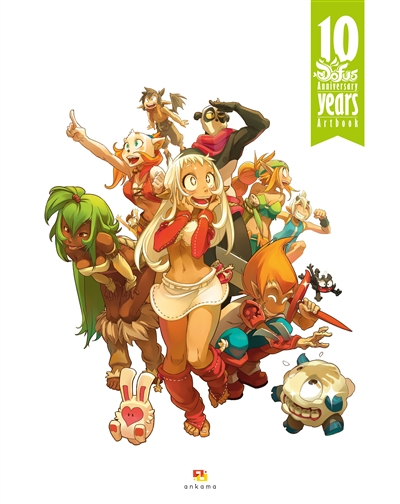 Dofus artbook | 9782359105100 | Arts