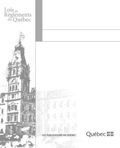 Code des professions | 9782551261482 | Documents officiels des Publications du Québec
