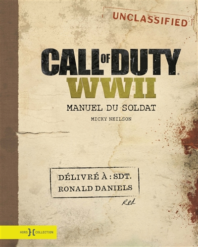 Call of duty WWII | 9782258146341 | Informatique