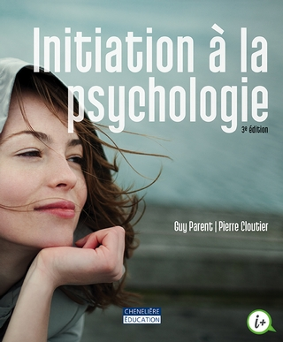 Initiation à la psychologie  | 9782765052098 | Pédagogie