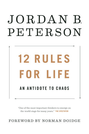 12 Rules for Life : Antidote to chaos | 9780345816023 | Roman