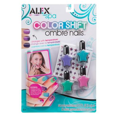 ALEX Spa - Color Shift Ombré Nails - Vernis à Ongles Couleurs Changeantes | Bijoux et accessoires mode
