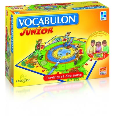 Vocabulon Junior | Langue