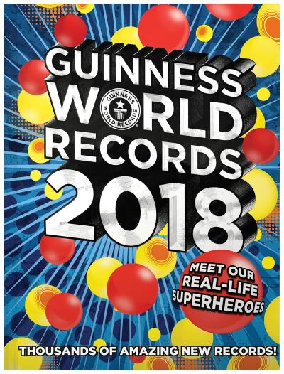 Guinness World Records 2018 | 9781910561720 | Bricolage et Passe-temps