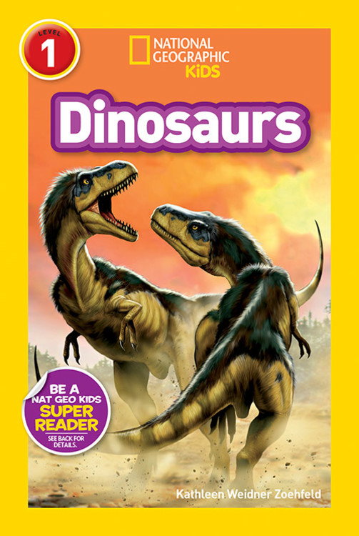National Geographic Readers: Dinosaurs | Documentary