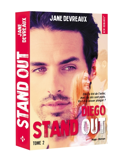 Stand out T.02 - Diego | 9782755636833 | New Romance | Romans sentimentaux