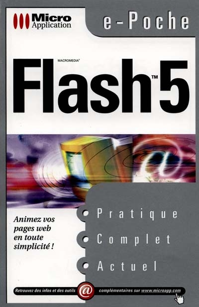 Flash 5 | 9782742919543 | Informatique