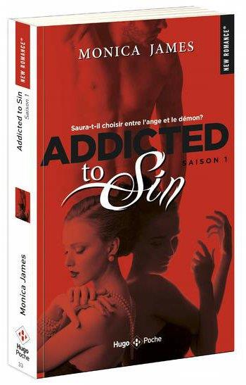 Addicted to sin T.01 | 9782755636550 | New Romance | Érotisme