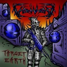 Voivod - Target Earth | Anglophone