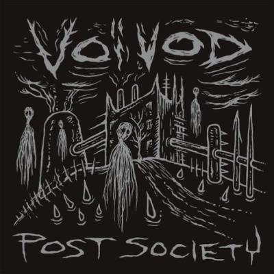 Voivod - Post Society (EP) | Anglophone