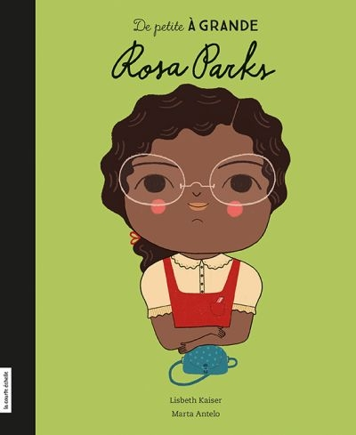 Rosa Parks  | 9782897741457 | Documentaires