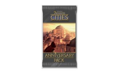 7 Wonders EXT Cities Anniversary Pack (fr) | Extension