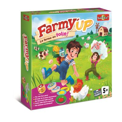 Farmy Up - Ferme en Folie (La) | Enfants 5–9 ans