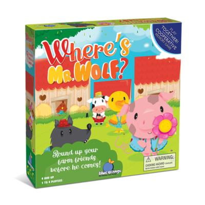 Mr Wolf (multilingue) | Jeux collectifs