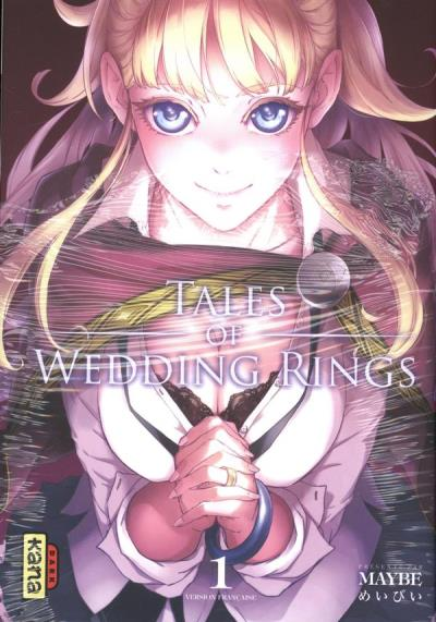 Tales of wedding rings Pack T.01 à T.03 | 3701167117521 | Manga adulte