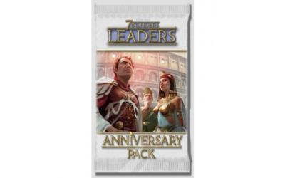 7 Wonders EXT Leaders Anniversary Pack (fr) | Extension