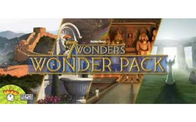 7 Wonders / Wonders pack (Bilingue) | Extension