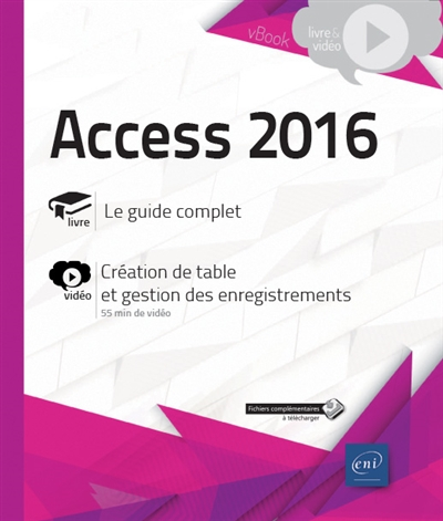 Access 2016 | 9782409013270 | Informatique