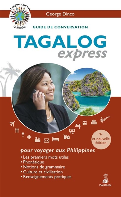 Tagalog express | 9782716316439 | Dictionnaires