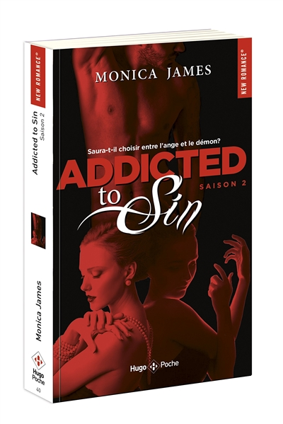 Addicted to sin T.02 | 9782755636857 | New Romance | Érotisme