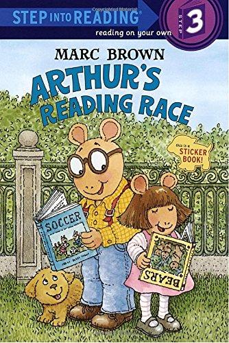 ARTHUR'S READING RACE | 6-8 years old