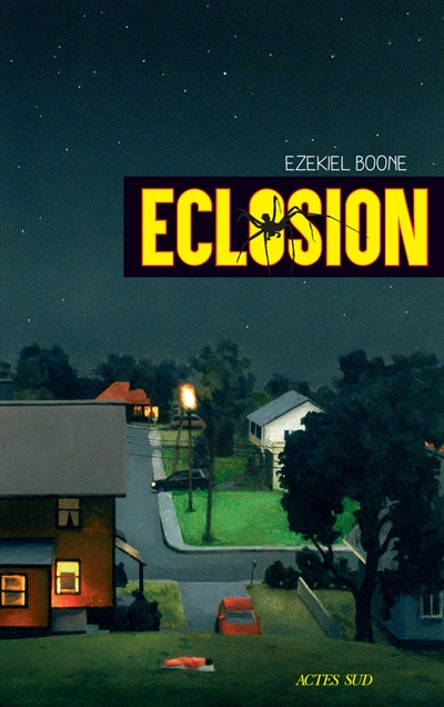Eclosion | 9782330096670 | Science-Fiction et fantaisie