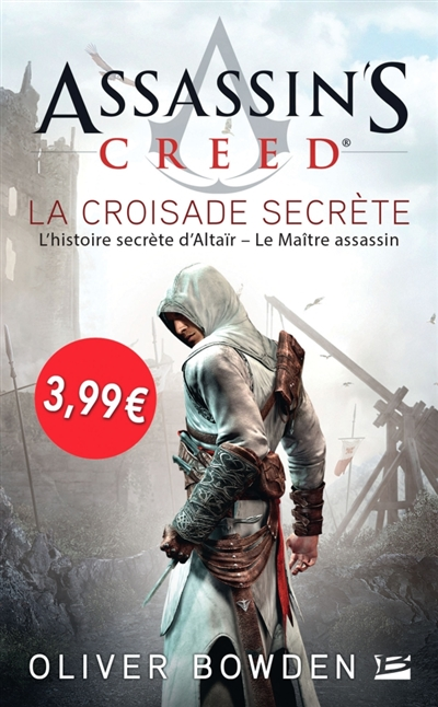 Assassin's creed T.03 - La croisade secrète  | 9791028105693 | Science-Fiction et fantaisie