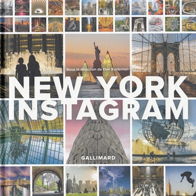 New York Instagram | 9782742452132 | Arts