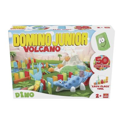 Domino JR Volcano (18) | Jeux collectifs