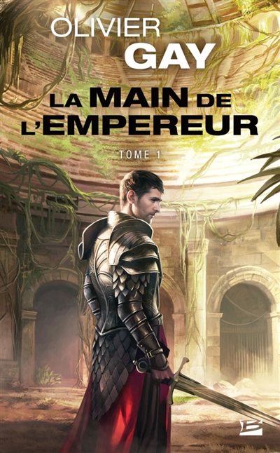 main de l'empereur (La) T.01 | 9791028110741 | Science-Fiction et fantaisie